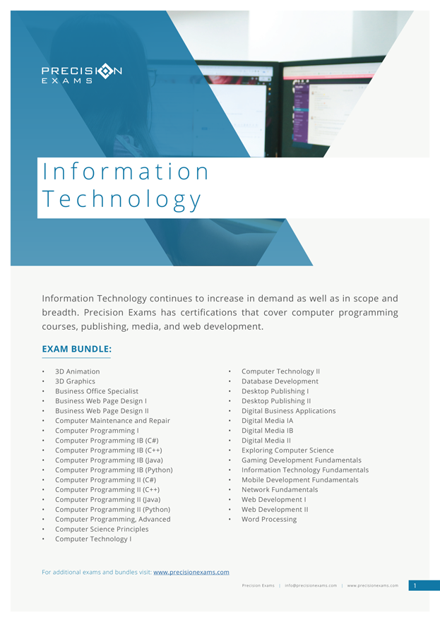 Exam-Bundle---Information-Technology-(2019)